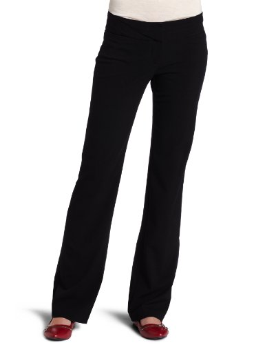 My Michelle Juniors Suiting Pant, Black, 7