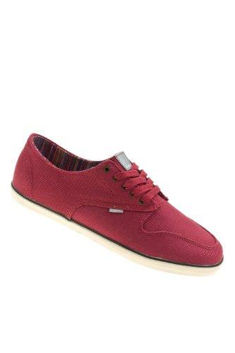 element-zapatos-de-skateboard-para-hombre-rojo-rojo-talla70