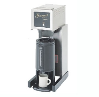 Bloomfield 8778-T Gourmet 1000 Thermal Brewer, Pour-Over Option, 14