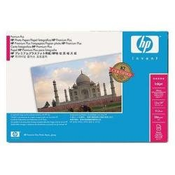 HP Premium Plus Satin Photo Paper (24 Inches x 50 Feet Roll)