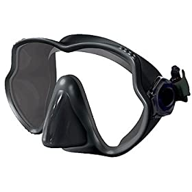 Tilos EXCEL Frameless MASK Scuba Dive Snorkeling Diving Authorized Dealer Full Warranty