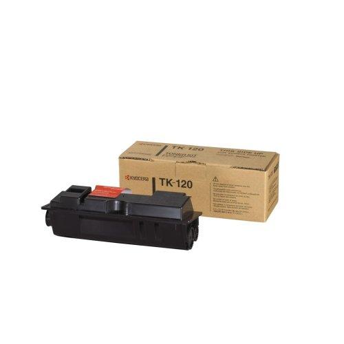 Kyocera Laser Toner Cartridge Page Life 12000pp Black Ref TK120