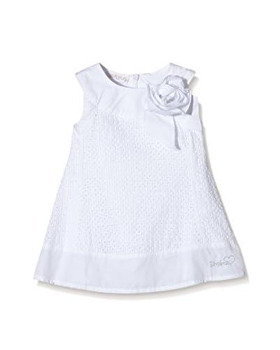 BIMBUS Kleid weiß