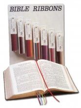 Bible Ribbon Markers