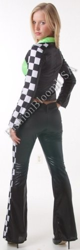 Leg Avenue Women's Race Car Driver Costume
