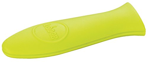 Lodge ASHH51 Silicone Hot Handle Holder, Green (Lodge Cast Iron Green compare prices)