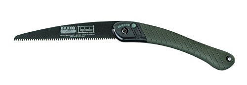 Bahco 396-LAP Laplander Folding Saw, 8-Inch Blade, 7 TPI