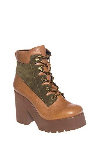 Wallis High Heel Platform Bootie