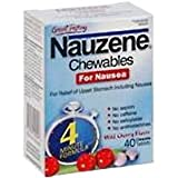 Nauzene Upset Stomach Relief Chewable Tablets-Cherry-40ct