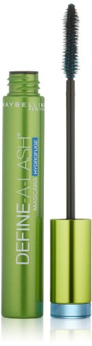 Maybelline New York Define-A-Lash Lengthening Waterproof Mascara, Very Black 811, 0.22 Fluid Ounce