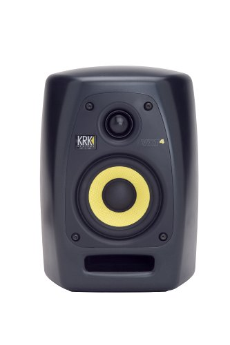 KRK VXT4 Active Studio Monitor - 4 Inch, 45 Watts