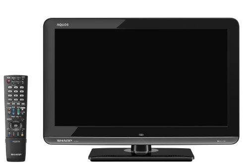 【エコポイント対象商品】 SHARP LED AQUOS 19V型地上・BS・110度CSデジタルハイビジョン液晶テレビ ブラック系 LC-19K3-BLC-19K3-B