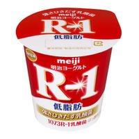 【クール便】明治ヨーグルトR-1(食べるタイプ)◎ 低脂肪 ◎ 112g×12個