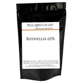 Boswellia Extract Powder - 65% Boswellic Acid - 8 Oz Bulk Pack
