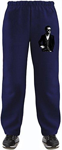 Joseph Gordon Levitt Super Soft Kids Lightweight Jog Pants by True Fans Apparel - 80% Organic, Hypoallergenic Cotton & 20% Polyester - Casual & Sports Wear - Perfect Present 14-15 years