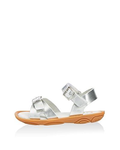 Umi Sandale Celia silber