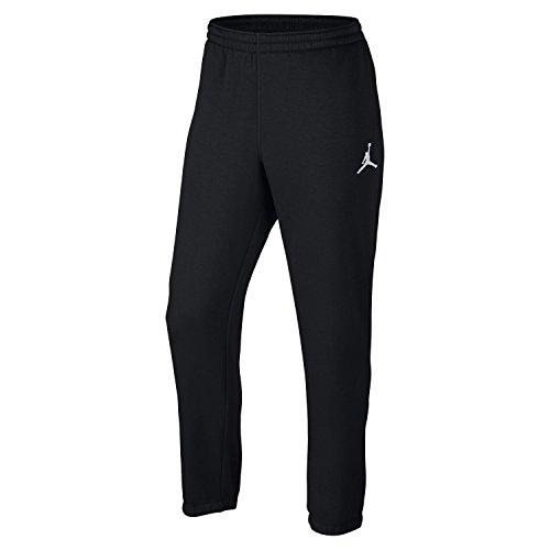 113cc777508 (click photo to check price). 2. Nike Jordan Mens Jumpman Brushed Tapered  Fit Sweatpants ...