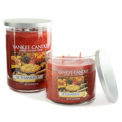Yankee Candle Multi Wick Candle Be Thankful Large 22 Oz by Yankee Candle