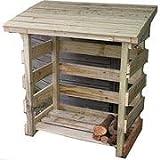 Log Store (90cm (L) x 90cm (H) 50cm(W))