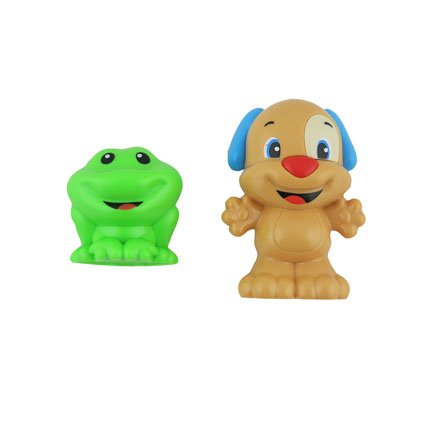 Replacement Puppy Frog Fisher Price Laugh Learn Puppy's Smart Train Activty Home (Fisher Price Puppy Smart Train compare prices)