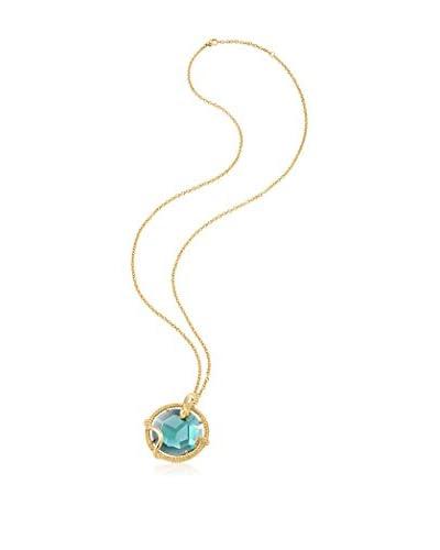 Just Cavalli Collar Just Queen Dorado / Verde