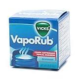 Vicks Vaporub Ointment 1.76 Oz (50 G)