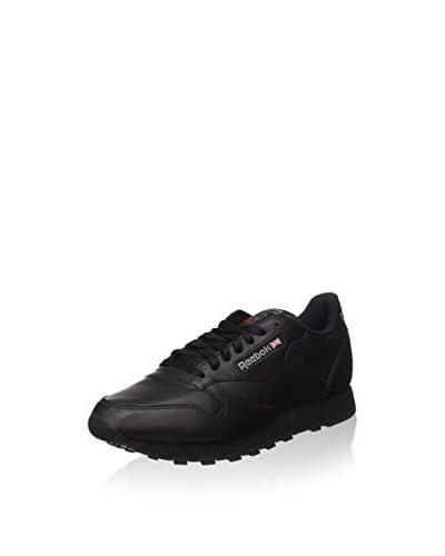 Zapatillas Classic Leather Negro