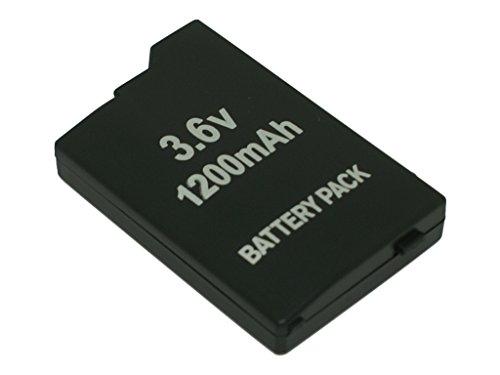 ソニー PSP-2000/3000 専用PSP-S110対応バッテリー(1200mAh)