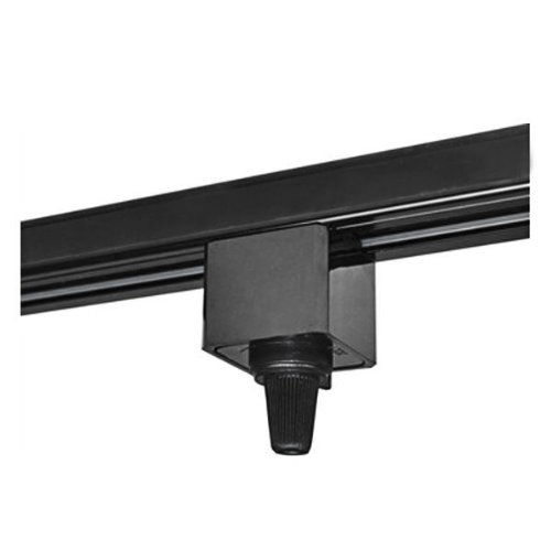 Nora Track Light NT 317B Black Track Adapter Single Or Dual Circuit C