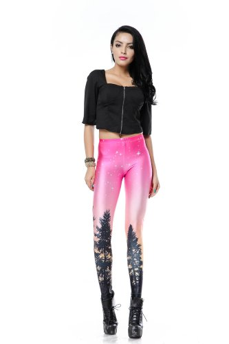 Halloween Party Ideas Costumes Aztec Neon Skeleton Footless Leggings Tights