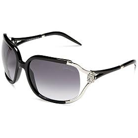 Roberto Cavalli Women's RC370SW Metal And Resin Sunglasses