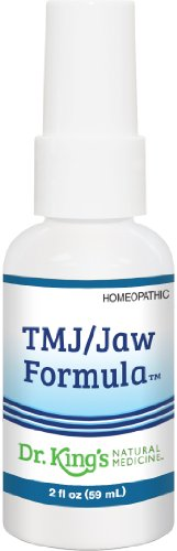 Dr. King's Natural Medicine TMJ/Jaw, 2 Fluid Ounce (Natural Tmj Relief compare prices)