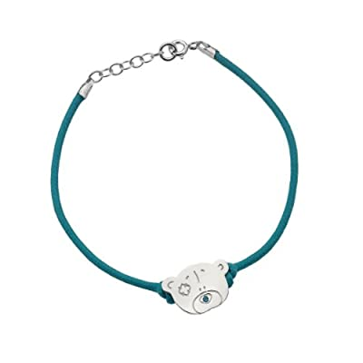 Me to You Bluecord Bear Bracelet of 18cm