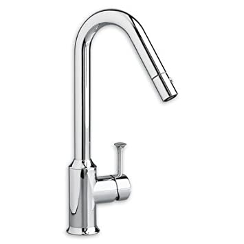 Pekoe Single Handle Deck Mounted Kitchen Faucet Finish: Chrome
