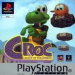 Croc Legend of the Gobbos - PS1 Platinum *