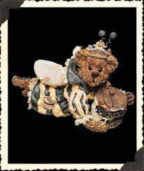 Boyds Bears Sage Buzzby - Bee Wise Retired 25715 (Boyds Bears Retired Resin compare prices)
