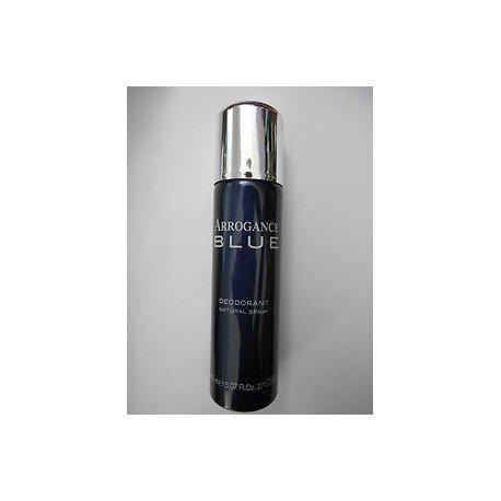 Arrogance blue di Arrogance, Deodorante Uomo - Bomboletta 150 ml.