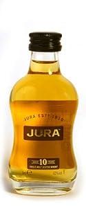 Isle of Jura Origin 10 year old Single Malt Scotch Whisky 5cl Miniature from Isle of Jura