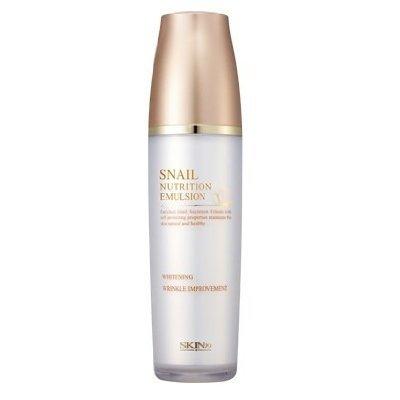 Korean Cosmetics, Skin 79, Snail Nutrition Emulsion 120Ml (Snail Slime Filtrate 30% Cotton / Whitening Anti-Wrinkle...