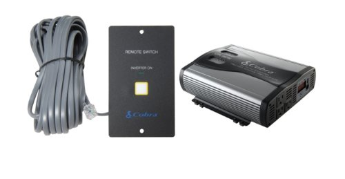 Cobra Cpi1575 3000W Car Power Inverter W/Remote Control