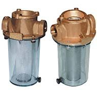Groco 1/2 in. Raw Water Strainer ARG-500: Amazon.co.uk