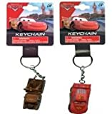DDI - Disney Cars 3D Keychain 2 Styles (1 pack of 48 items)