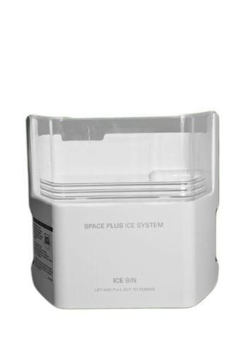 Lg Electronics Akc55858901 Refrigerator/Freezer Ice Maker Assembly, White With Clear Trim