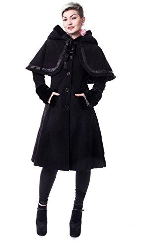 Vixxsin -  Cappotto  - Maniche lunghe  - Donna nero S