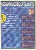 echange, troc Ganter Philippe - Ganter : les gammes de la guitare Vol 3 + 1 CD