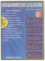 Ganter : les gammes de la guitare Vol 3 + 1 CD