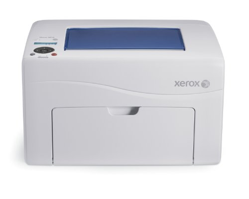 Xerox Phaser 6010V_N Colour Printer (12 PPM Colour,15 PPM Black and White,A4,USB/Ethernet)