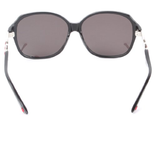 Moschino Moschino MO 592 01 Sunglasses - Black/Smoke