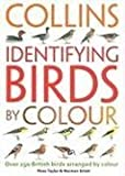 img - for Identifying Birds by Colour book / textbook / text book