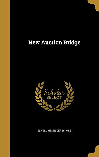 NEW AUCTION BRIDGE